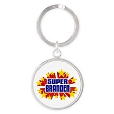 Branden the Super Hero Keychains