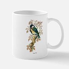 Great Tit Peter Bere Design Mug