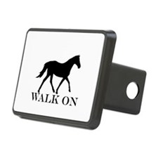 Walk on Tennessee Walker Hoodie Hitch Cover