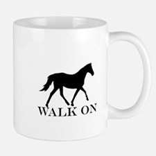 Walk on Tennessee Walker Hoodie Mug