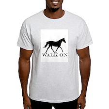 Walk on Tennessee Walker Hoodie T-Shirt