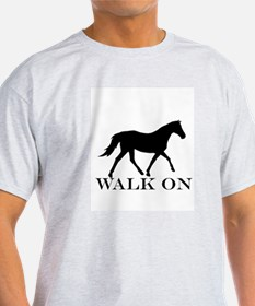 Walk on Tennessee Walker Hoodie T-Shirt