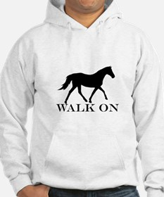Walk on Tennessee Walker Hoodie Hoodie