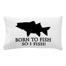 So I fish Pillow Case