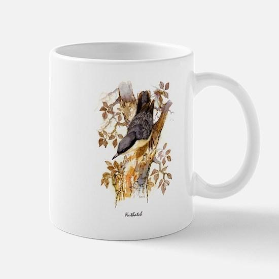 Nuthatch Peter Bere Design Mug