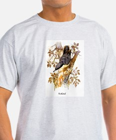Nuthatch Peter Bere Design T-Shirt