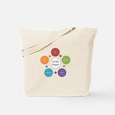 5S My Diaper Tote Bag