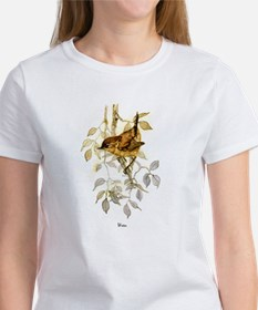 Wren Peter Bere Design T-Shirt