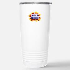 Brenden the Super Hero Travel Mug