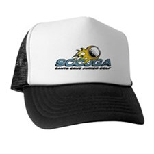 Unique Santa cruz Trucker Hat