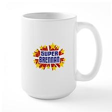 Brennan the Super Hero Mug