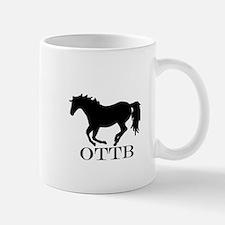 Off Track Thoroughbred Mug
