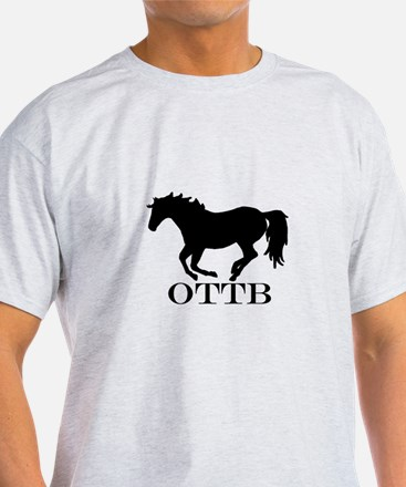 Off Track Thoroughbred T-Shirt