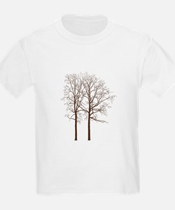 Brown Trees T-Shirt