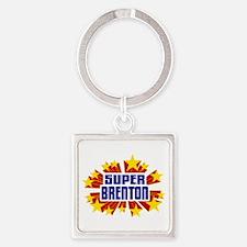 Brenton the Super Hero Keychains