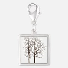 Brown Trees Charms