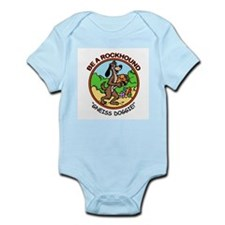 Gneiss Doggie Infant Bodysuit