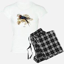 Swallow Peter Bere Design Pajamas