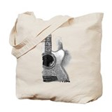 Guitar Totes & Shopping Bags