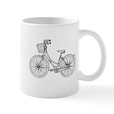 Country Bicycle Mug
