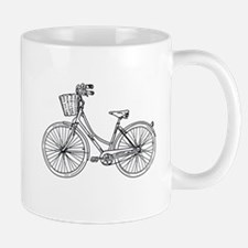 Country Bicycle Mug