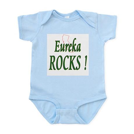 Eureka Rocks ! Infant Bodysuit