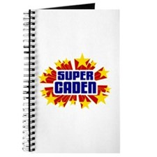 Caden the Super Hero Journal