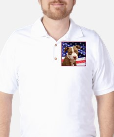 American pitbull puppy T-Shirt