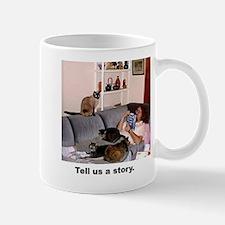 Cat Story Mug