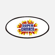 Camren the Super Hero Patches