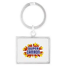 Camron the Super Hero Keychains