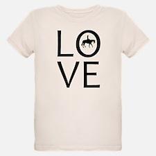 LOVE - Western Riding T-Shirt