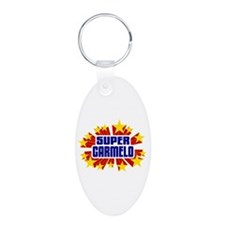 Carmelo the Super Hero Keychains
