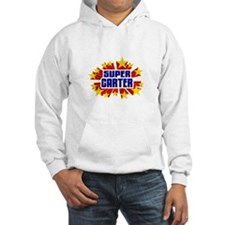 Carter the Super Hero Hoodie
