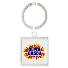 Casey the Super Hero Keychains