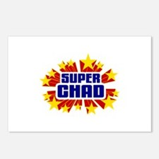 Chad the Super Hero Postcards (Package of 8)