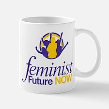 Feminist Future NOW Logo Mug