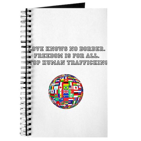 stop human trafficking Journal