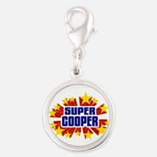 Cooper the Super Hero Charms