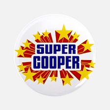"""Cooper the Super Hero 3.5"""" Button"""