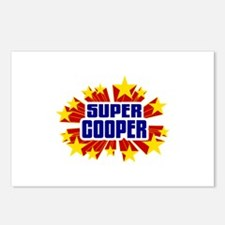 Cooper the Super Hero Postcards (Package of 8)