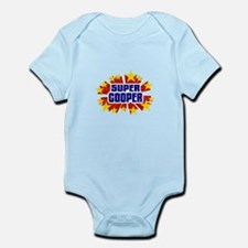 Cooper the Super Hero Body Suit