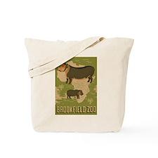 Hippo Zoo Tote Bag