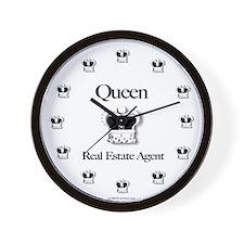 QUEEN (Classic) Wall Clock