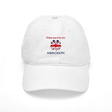 Abingdon Family Baseball Baseball Cap