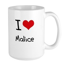 I Love Malice Mug
