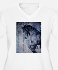 Friesian Plus Size T-Shirt