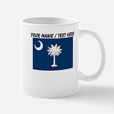 Custom South Carolina State Flag Mug