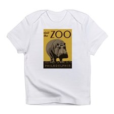 Hippo Zoo Infant T-Shirt