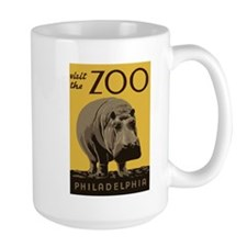 Hippo Zoo Mug